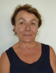 Laurence Charlet, professeur de français, DELF B2-association découvrir-Genève