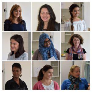 Participantes programme ProActe 16, Association découvrir, Genève