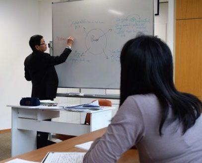 Association découvrir - Genève, Cours de français, Professeur Pierre Nguyen