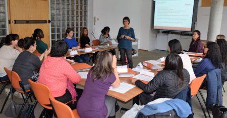 Présentation ProActe 17, Programme de formation et coaching pour femmes migrantes qualifiées